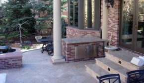 Custom Outdoor Living Space
