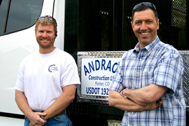Andraos Construction Owners